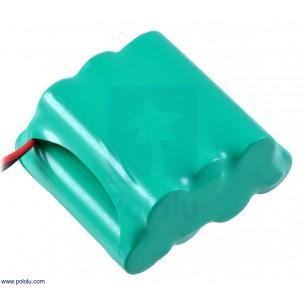 Tulejka dystansowa M-F gwintowana M3, długość 10mm, biały poliamid