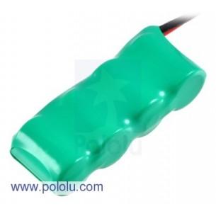 Wyświetlacz LED 7 segmentów, 4 cyfry, I2C, czerwony