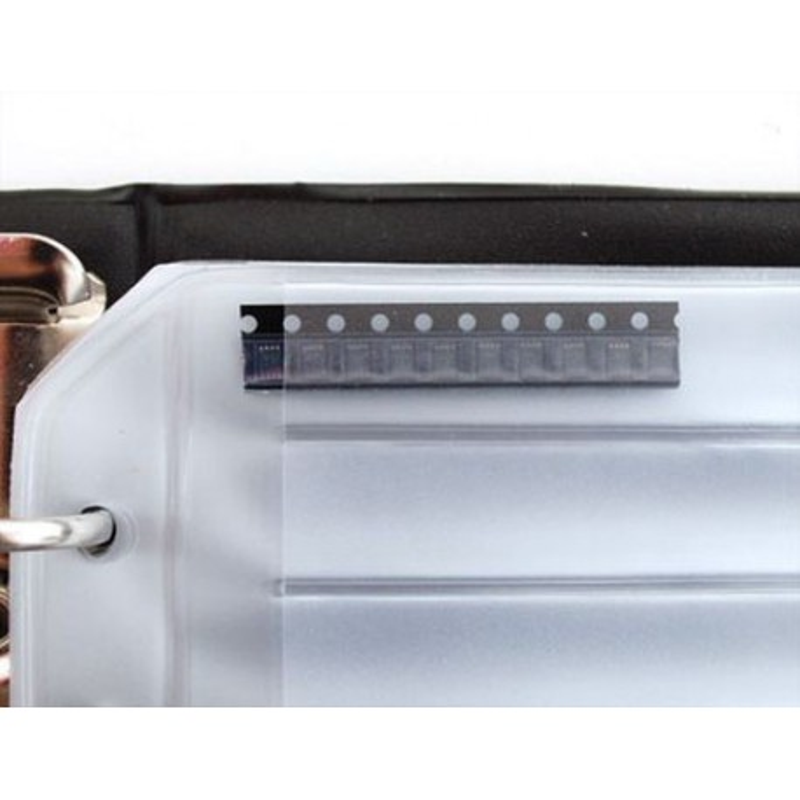 Organizer na elementy SMD w taśmach 8mm i 24mm, 20 stron