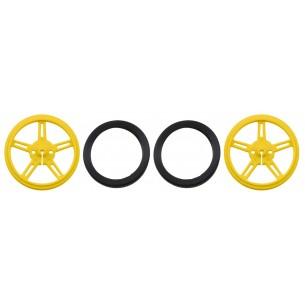 LCD Keypad Shield - nakładka z wyświetlaczem oraz przyciskami do Arduino