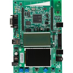 STM32L152D-EVAL - Evaluation board for STM32L1 microcontroller series with STM32L152ZD MCU, STM, RoHS