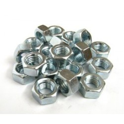 M3 hex nut, 10 pieces