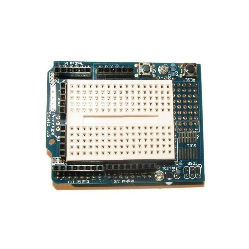 Mega IO Expansion Shield V2.3 dla Arduino DFRobot (DFR0165)