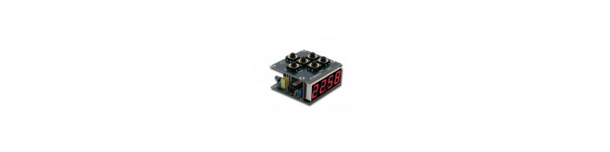 Clocks, timers and schedule switches