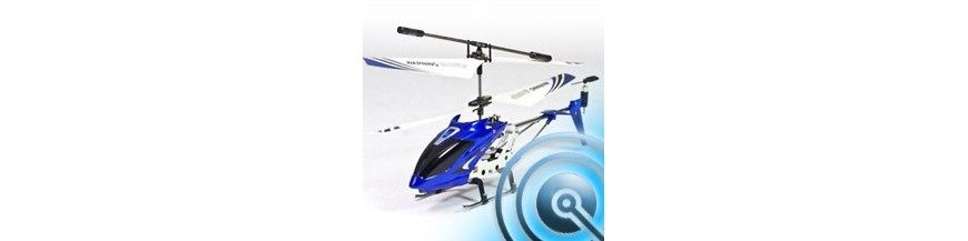 Helicopters and parts