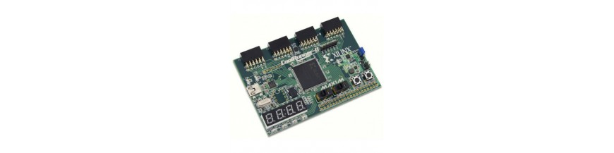Xilinx CPLD development kits