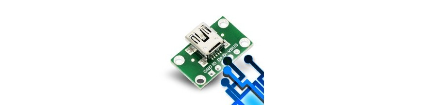 Accessories for breadboards