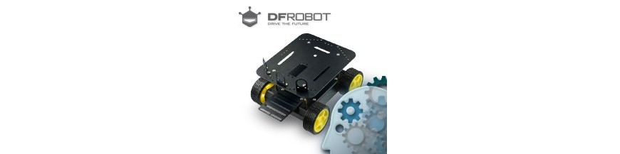 Chassis DFRobot