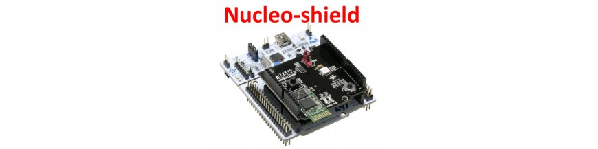 STM Nucleo Shield