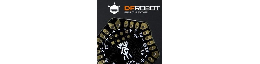 Boards compatible with Arduino - DFRobot