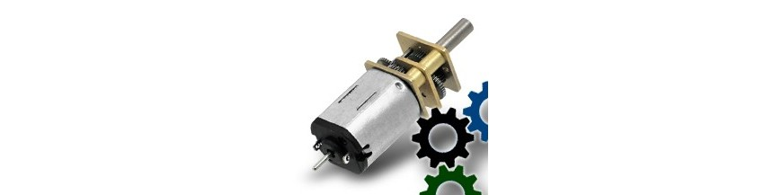 Micro Metal Gearmotors