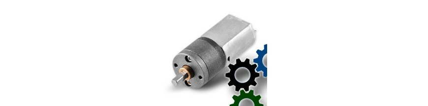 20D Metal Gearmotors