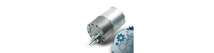 37D Metal Gearmotors