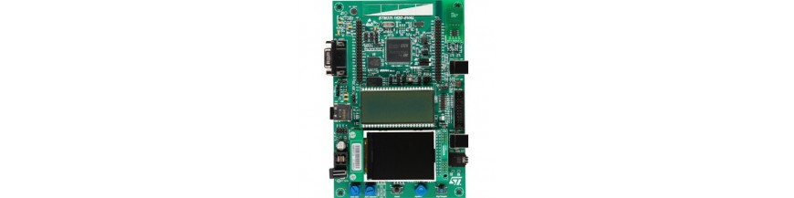 STM32 development kits