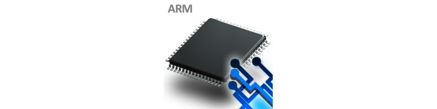 ARM microcontrollers