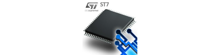 ST7 microcontrollers