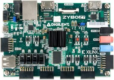 Zybo Z7-10 / Zybo Z7-20 SoC Platform for Embedded Systems and Digital Signal Processing