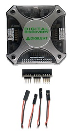 Digital Discovery High Speed Adapter and Logic Probes Bundle
