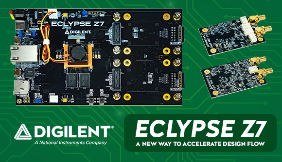 Eclypse Z7 - A new way to accelerate design flow