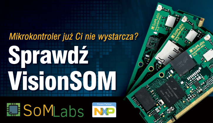 SoMLabs System-on-Module (SOM) i.MX 6ULL