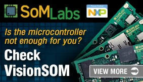 In the microcontroller not enough for you? Check VisionSOM!